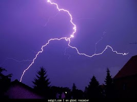 Screenshot of Lightning Live Walpaper