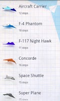Screenshot of How to make Paper Airplanes