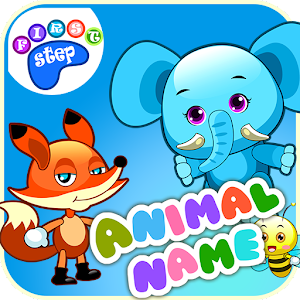 Game 4 kids: Animals name PRO