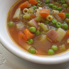 Uncle Bill's Light Vegetable Soup