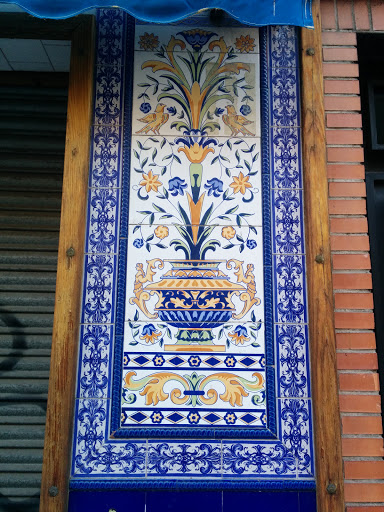 Azulejos Asturianos