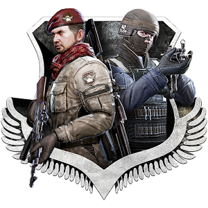Republic of Korea represents FPS Sudden Attack! Introducing the radio anywhere. APK Icon