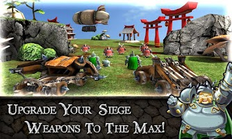 Screenshot of Siegecraft Lite