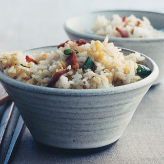 Bacon-and-Egg Rice