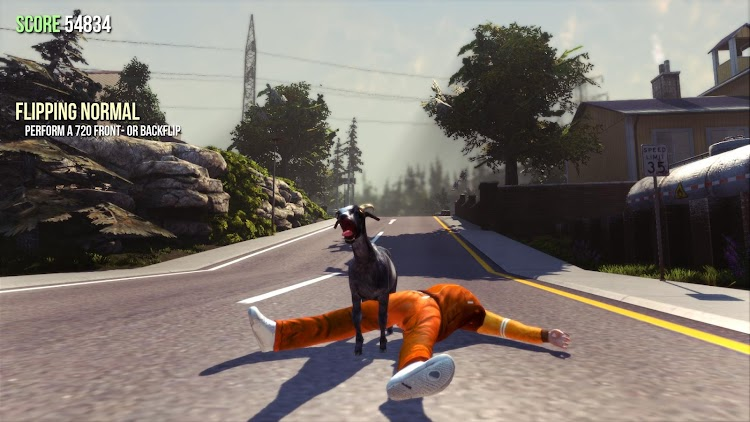 Goat Simulator to chew its way to retail