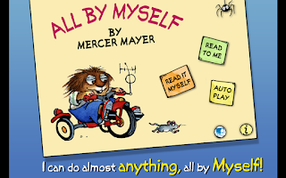 Screenshot of All By Myself - Little Critter