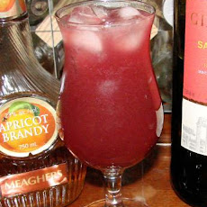 Salsa-Night Sangria (One Glass)