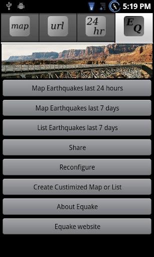 【免費新聞App】Equake App Widget-APP點子