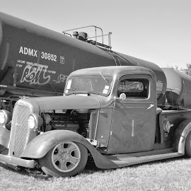 Old Skool by Kevin Dietze - Transportation Automobiles