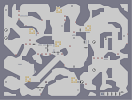 Thumbnail of the map 'Like a ninja rat in a maze of lazers'