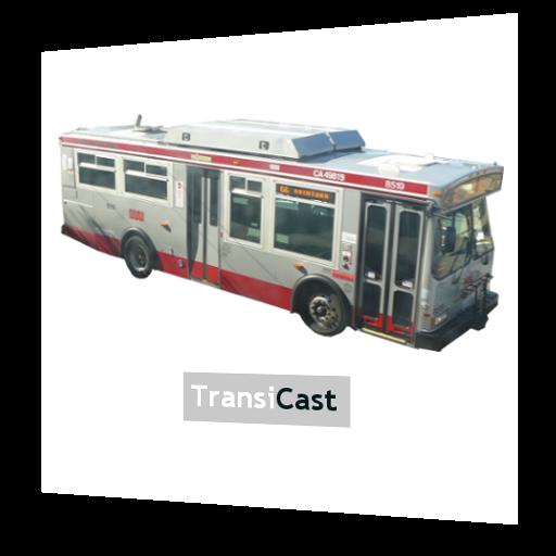 TransiCast LA LOGO-APP點子