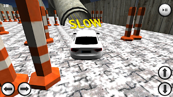 Screenshot of Toy Car Racing 3D
