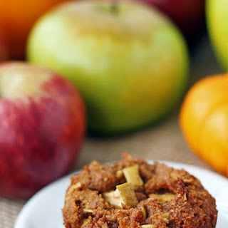 Pumpkin Apple Muffin Recipe (Gluten Free, Dairy Free, Vegan)