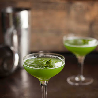 Cucumber And Gin Martini