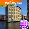 Norrkoping Street Map icon