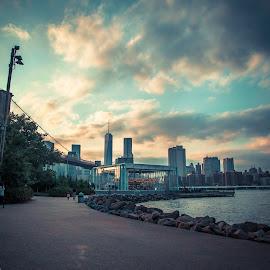 by Andrias Nugraha - City,  Street & Park  City Parks