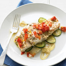 Emeril's Fish Provencal