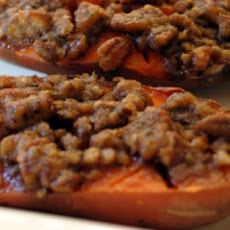 Holiday Yams With Pecans (Thanksgiving)