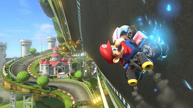 Hackers find a loophole that opens up Mario Kart 8 for possible modding