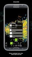 Screenshot of DRAWNETIC – KINETIC DRAWING