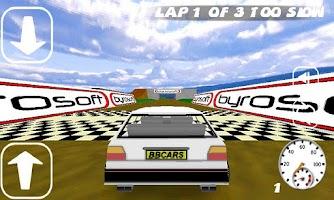 Screenshot of BB Rally Lite