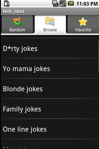 Super Web Jokes