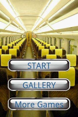 Train Puzzle:Akita Shinkansen