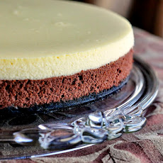 Black and White Cheesecake