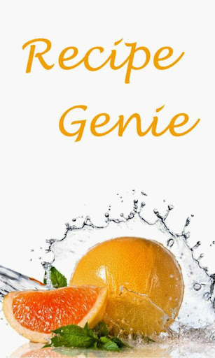 Recipe Genie