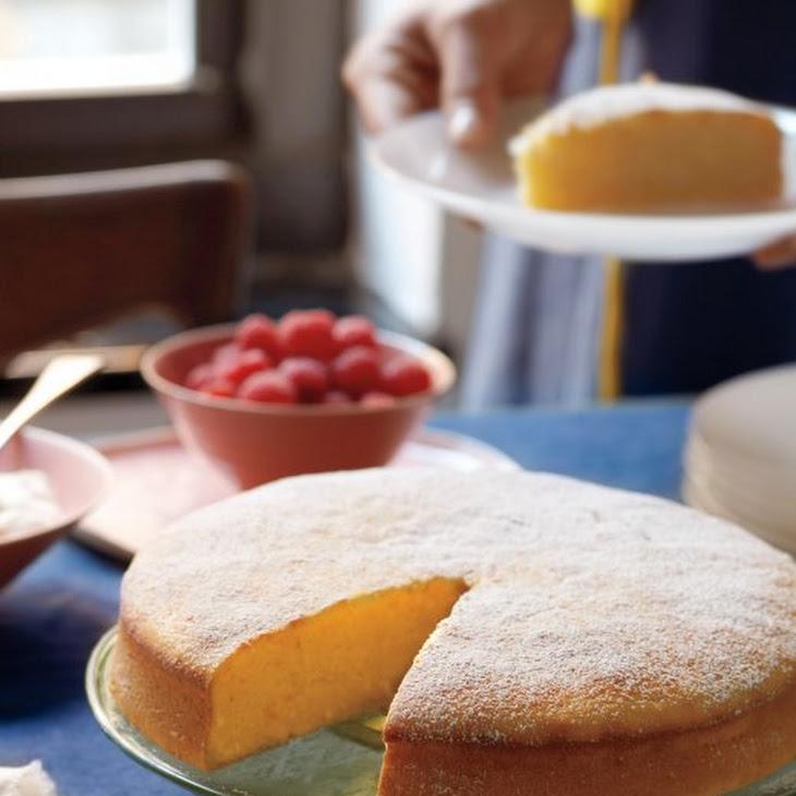 Simple Lemon Cake Recipe | Yummly