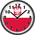 Poland Clock icon
