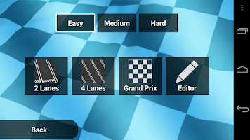 Screenshot of Slot Racing