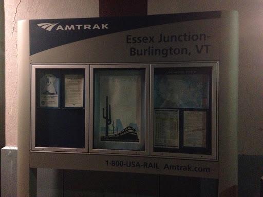 Amtrak Essex Rail Station