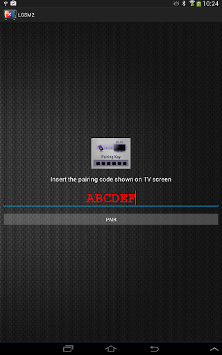 Service Menu Explorer for LG - screenshot