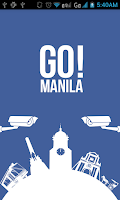 Screenshot of GO Manila
