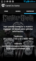 Screenshot of Cartel De Santa