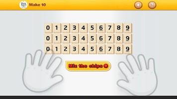 Screenshot of PlayFACTO(make10)