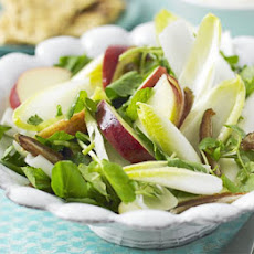 Chicory, Apple & Date Salad