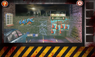 Screenshot of Escape the Room Zombies