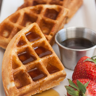 Whole Wheat Waffles Recipes