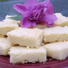 Slightly Sinful Shortbread - Splenda