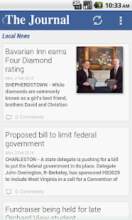 Lastest Journal News APK for PC