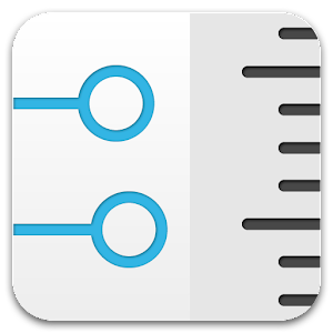 Ruler App – a super simple & elegant looking measurement app