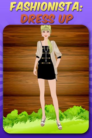 Fashionista : Dress Up