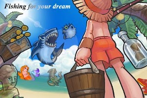 Screenshot of Funny Fish - Fishing Fantasy