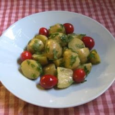 Tomato and New Potato Salad