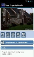 Screenshot of Strano&Associates Real Estate
