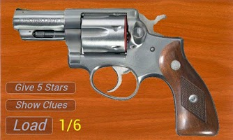 Screenshot of Russian Roulette Fart Revolver