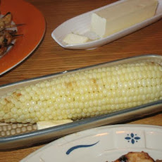 Kittencal's Milk-Soaked Grilled Corn on the Cob