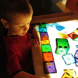 The Light Board by Christine Keaton - Babies & Children Toddlers